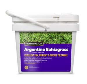 Pennington Argentine Bahiagrass Penkoted Grass Seed Pail 1ea/5 lb