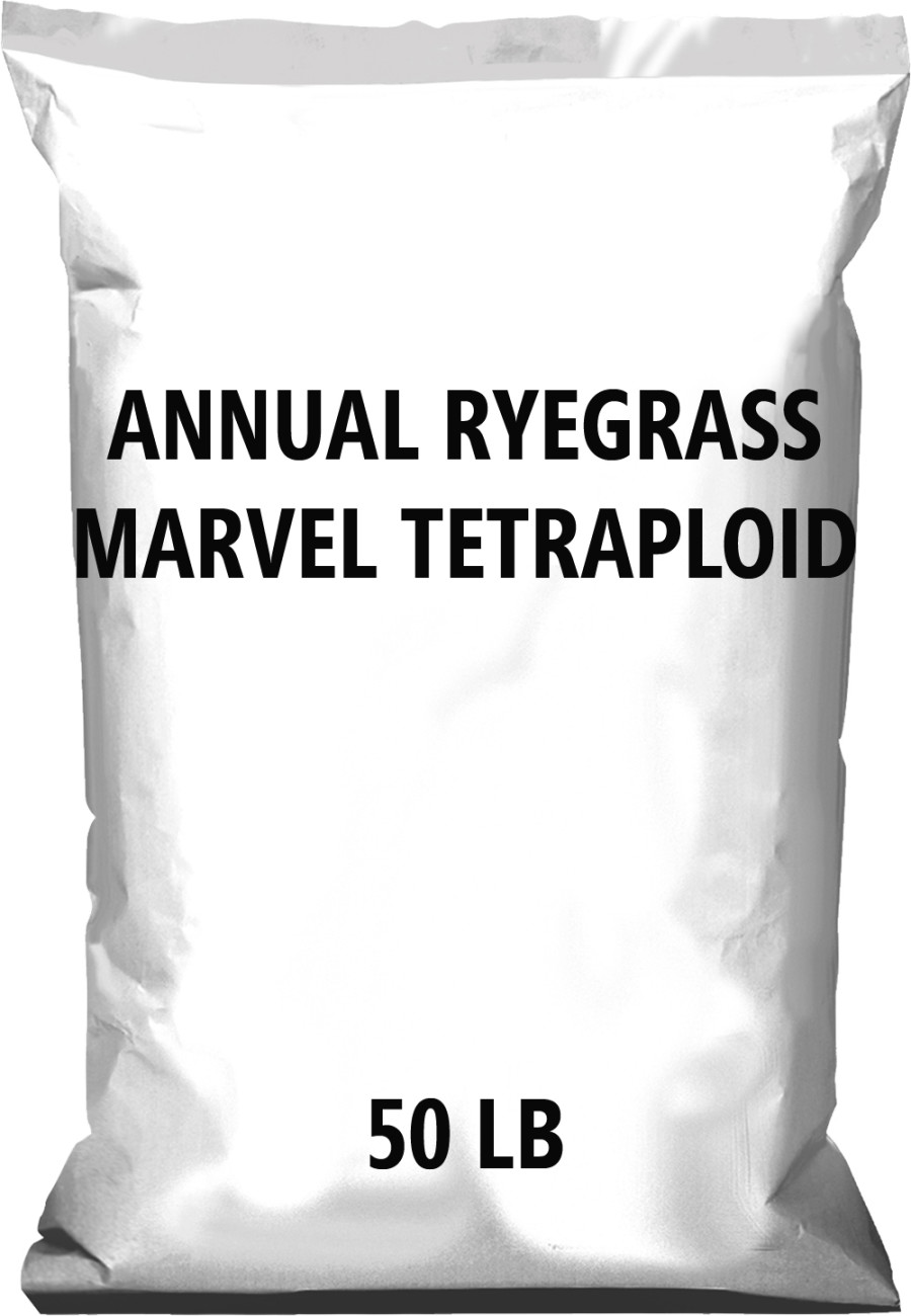 Pennington Annual Ryegrass Marvel Tetraploid 1ea/50 lb