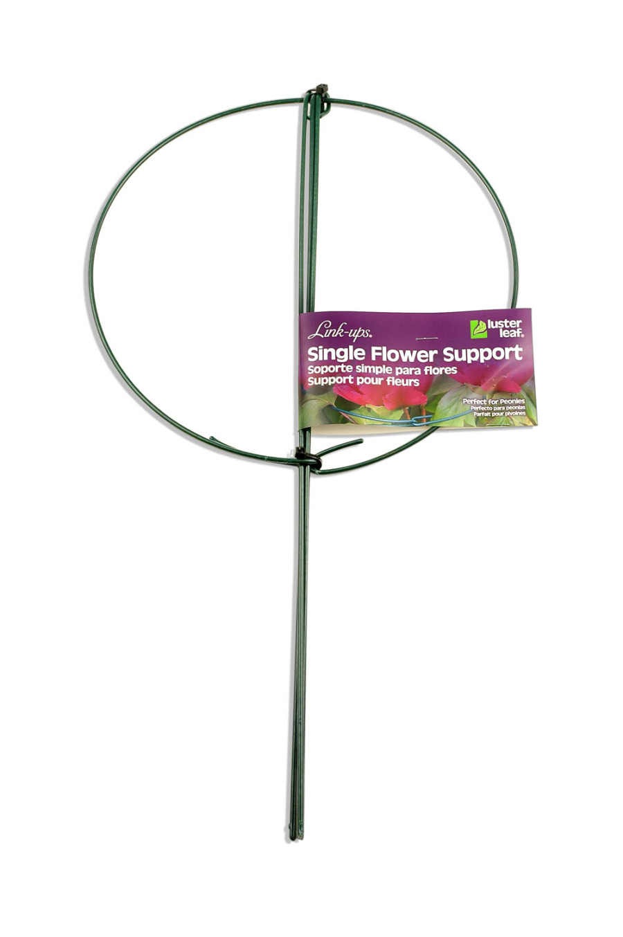 Luster Leaf Link-ups Single Flower Support with Legs