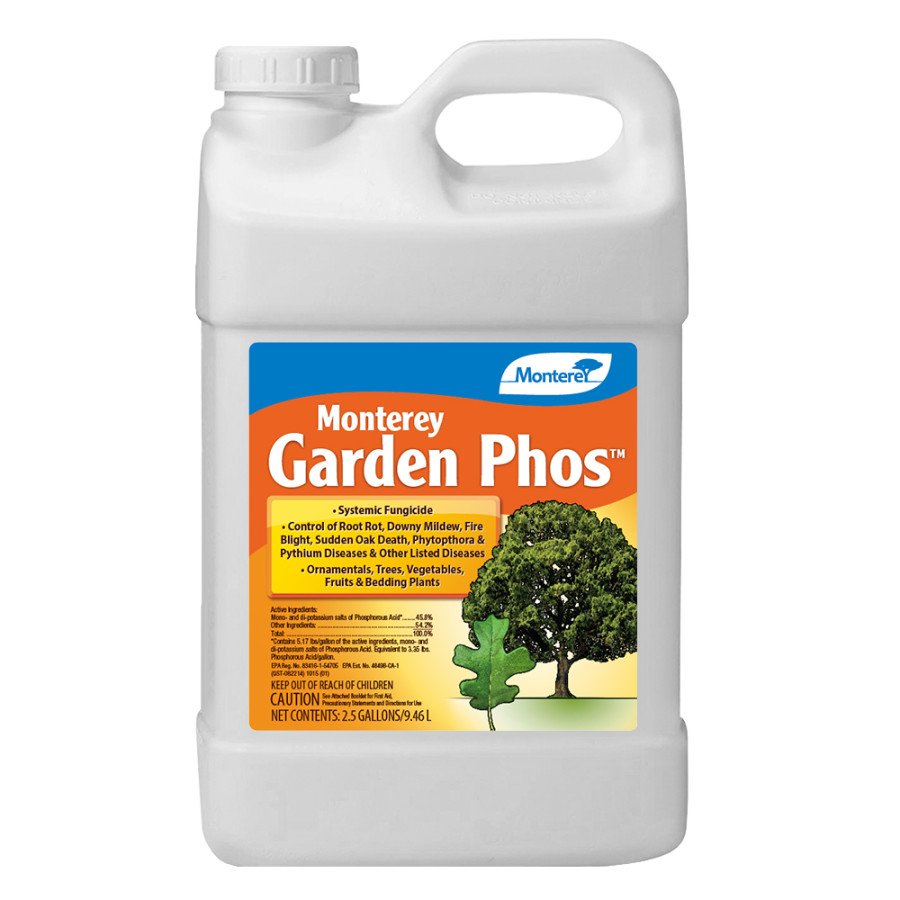 Monterey Garden Phos Systemic Fungicide Concentrate
