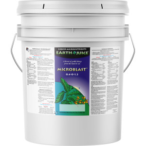 Earth Juice MicroBlast Liquid Micronutrients 1ea/5 gal