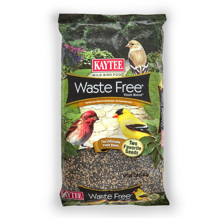 Kaytee Waste Free Finch Blend 6ea/8 lb