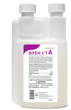 Control Solutions Bifen I/T Insecticide/Termiticide Concentrate 12ea/16 fl oz