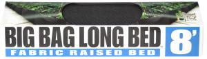 High Caliper Smart Pot Big Bag Long Raised Bed Black 4ea/8 ft