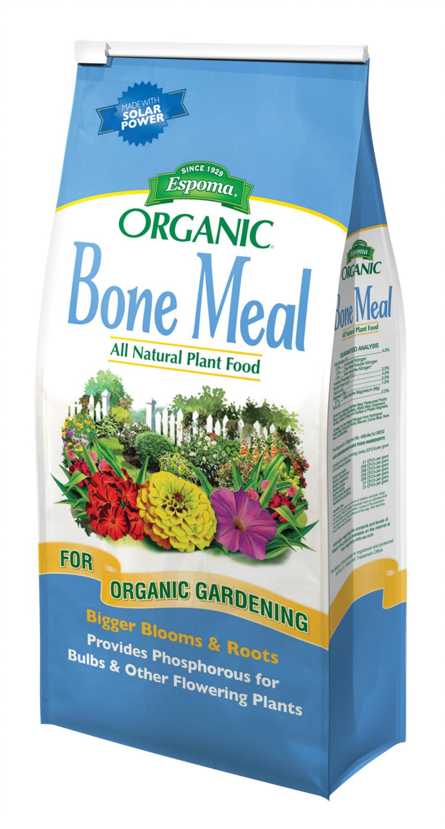 Espoma Organic® Bone Meal All Natural Plant Food 4-12-0