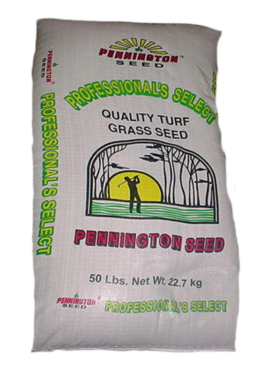 Pennington Professional's Select Grass Seed Perennial Rye Blend TQ 1ea/50 lb