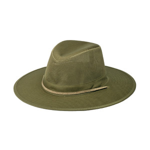Goldcoast Sunwear Stream Hat Olive 6ea/One Size
