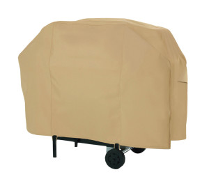 Classic Accessories Terrazzo Cart BBQ Grill Cover