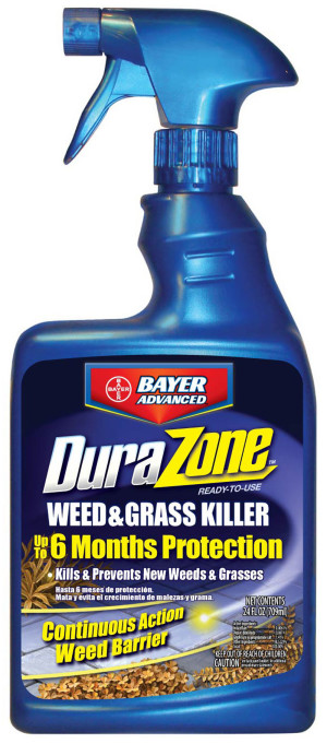Bayer DuraZone Weed & Grass Killer Ready To Use 8ea/24 oz
