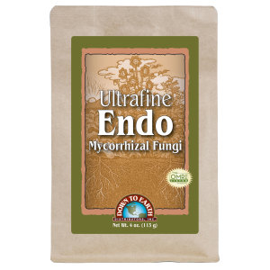 Down To Earth Ultrafine Endo Mycorrhizal Fungi OMRI 12ea/4 oz