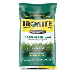Ironite II by Pennington Mineral Lawn Supplement 1-0-1 1ea/30 lb, 10M