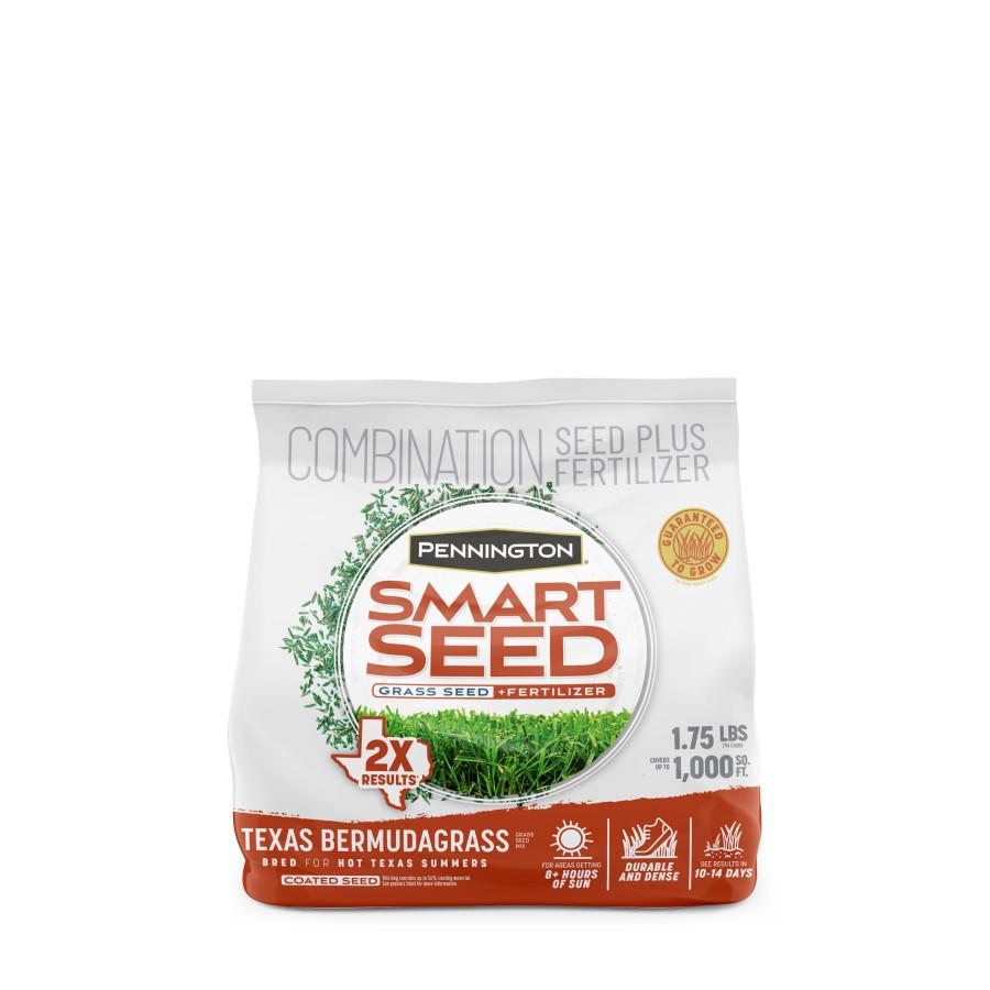 Pennington Smart Seed Texas Bermudagrass Mix 10ea/1.75 lb