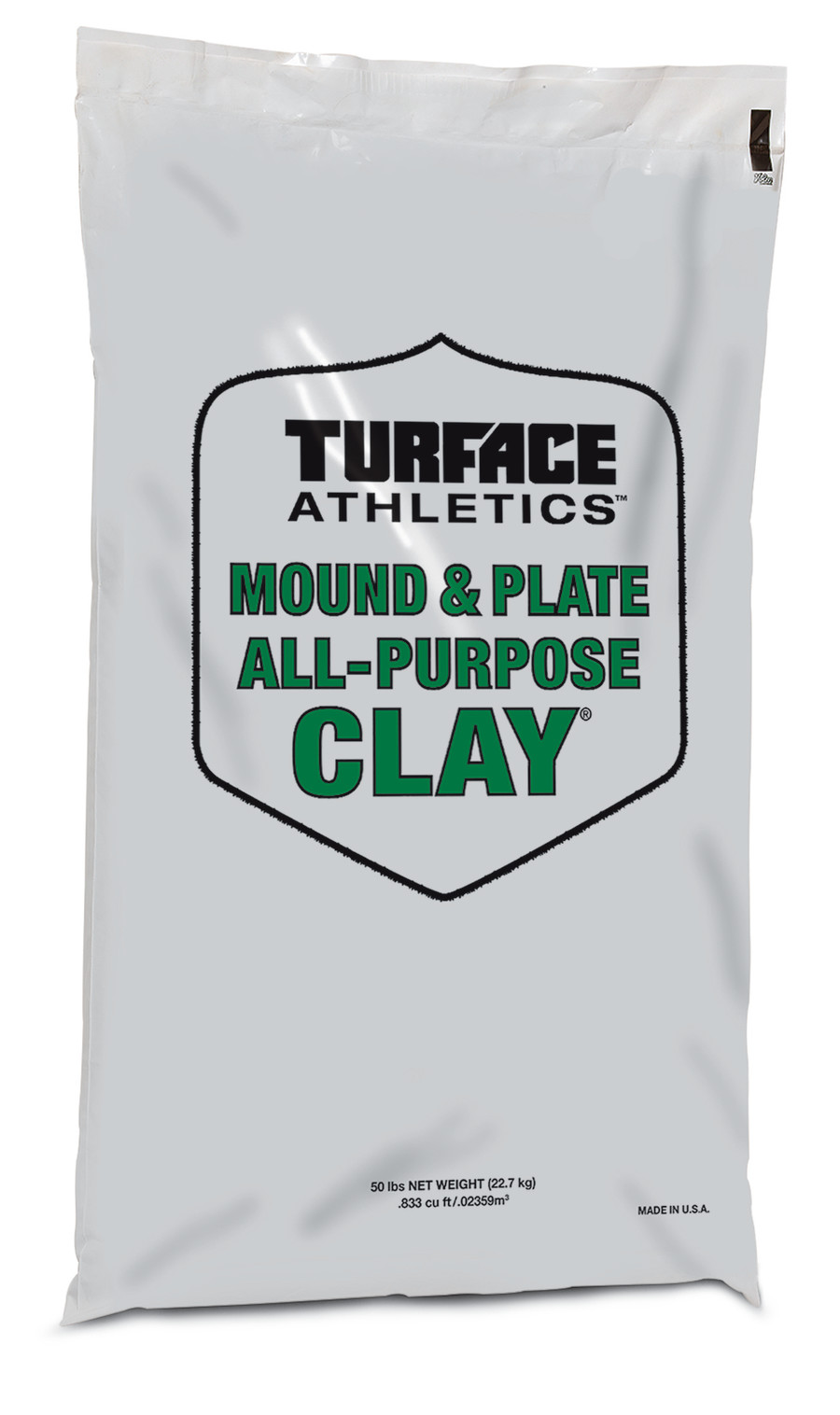 Turface Mound & Plate All Purpose Clay 1ea/50 lb