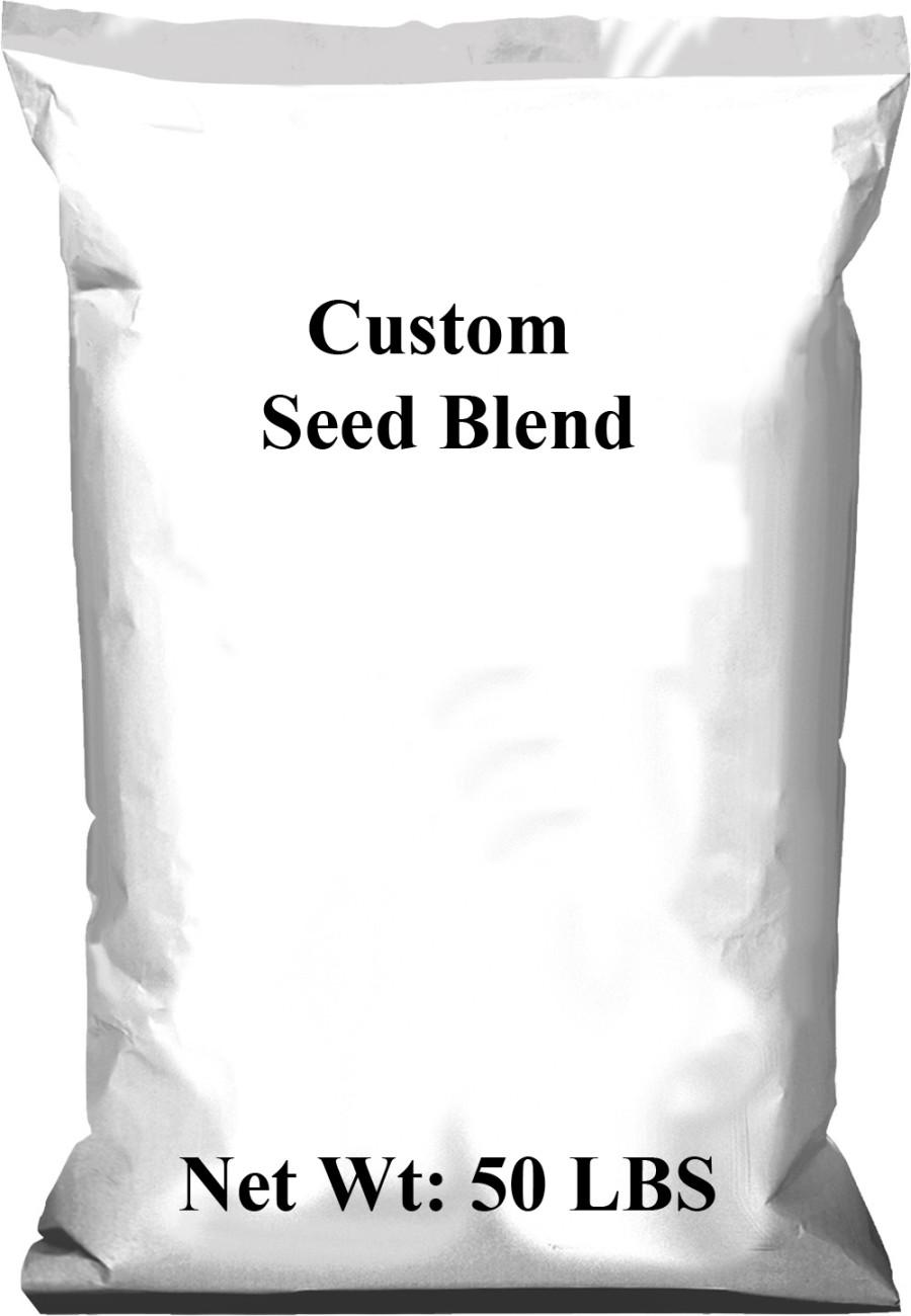 Pennington Custom Seed Blend 1ea/50 lb