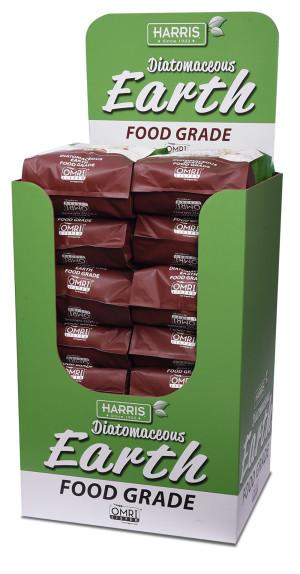 Harris Diatomaceous Earth Food Grade Mini Pallet 1ea/10.5 lb