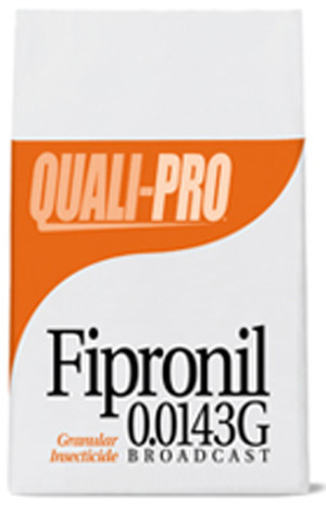 Quali-Pro Fipronil 0.0143G Broadcast Insecticide Granules 1ea/30 lb