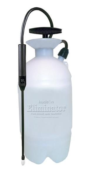 Hudson Weed 'n Bug Eliminator Tank Sprayer White 1ea/2 gal