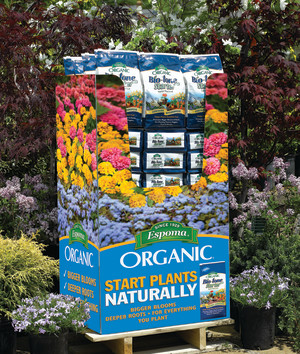 Espoma Organic Bio-tone Starter Plus Plant Food 4-3-3 90ea/4 lb