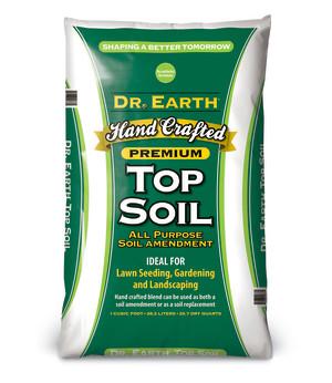 Dr. Earth All Purpose Top Soil 1ea/1 cu ft