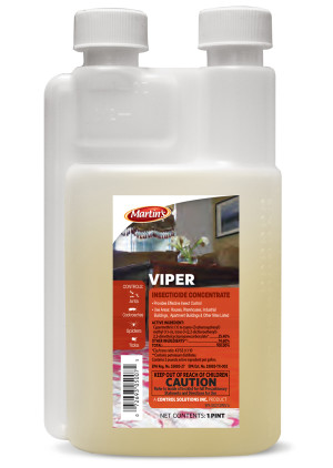 Control Solutions Viper Insecticide Concentrate CS 12ea/16 fl oz