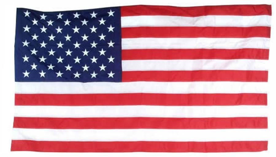 Flag Zone Nylon United States Flag
