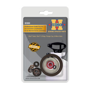 Hudson Universal Service Kit for Pro Poly Sprayers Assorted 1ea/4.3 In X 6 In X 7.3 in