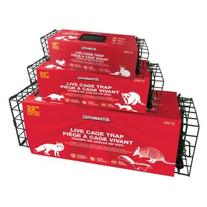 Catchmaster Live Cage Trap 1ea/32 in