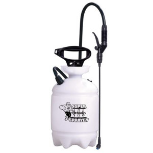 Hudson Super Sprayer® Professional Poly White 1ea/2 gal