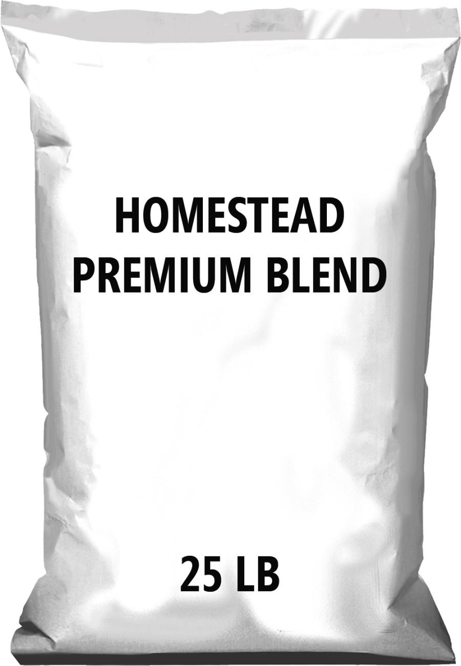 Pennington Homestead Premium Blend 1ea/25 lb