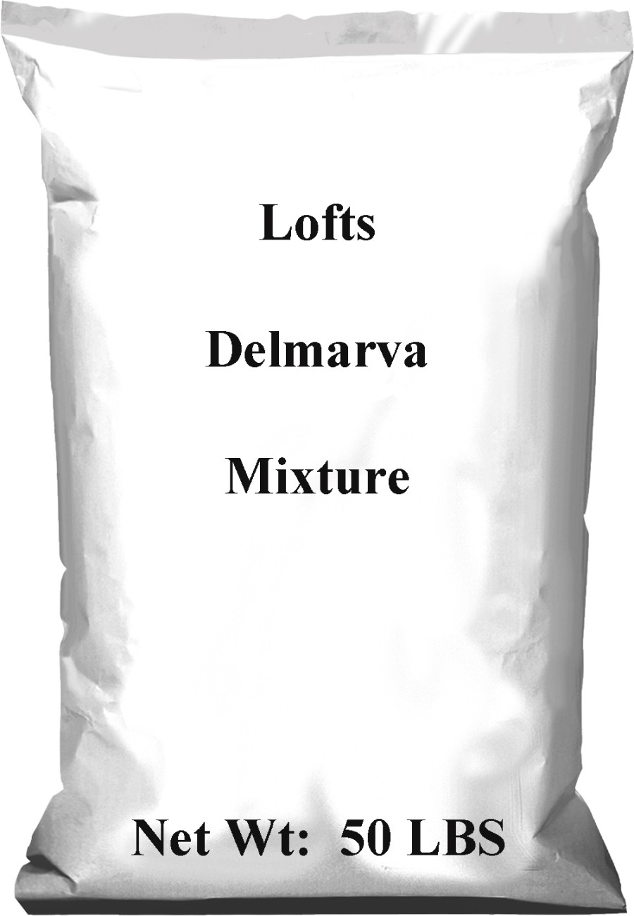 Pennington Lofts Delmarva Mixture 1ea/50 lb