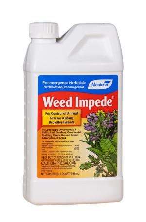 Monterey Weed Impede Pre Emergent Herbicide Concentrate 6ea/32 oz