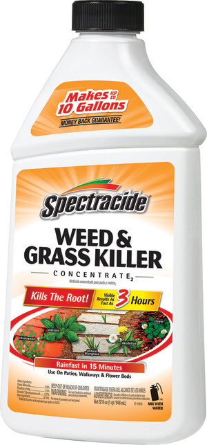 Spectracide Weed & Grass Killer Concentrate