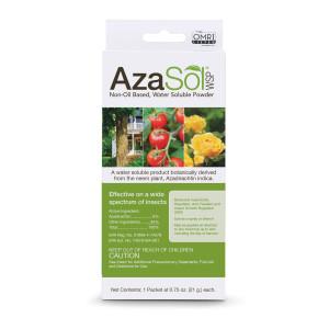 Arborjet AzaSol WSP Pest Control Solution 10ea/.75 oz