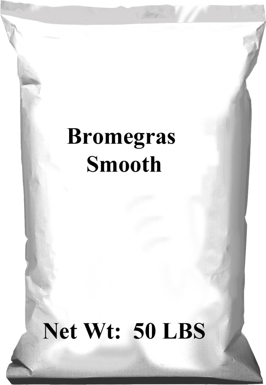 Pennington Bromegrass Smooth 1ea/50 lb