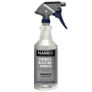 Harris Chemical Resistant Trigger Sprayer 12ea/32 oz