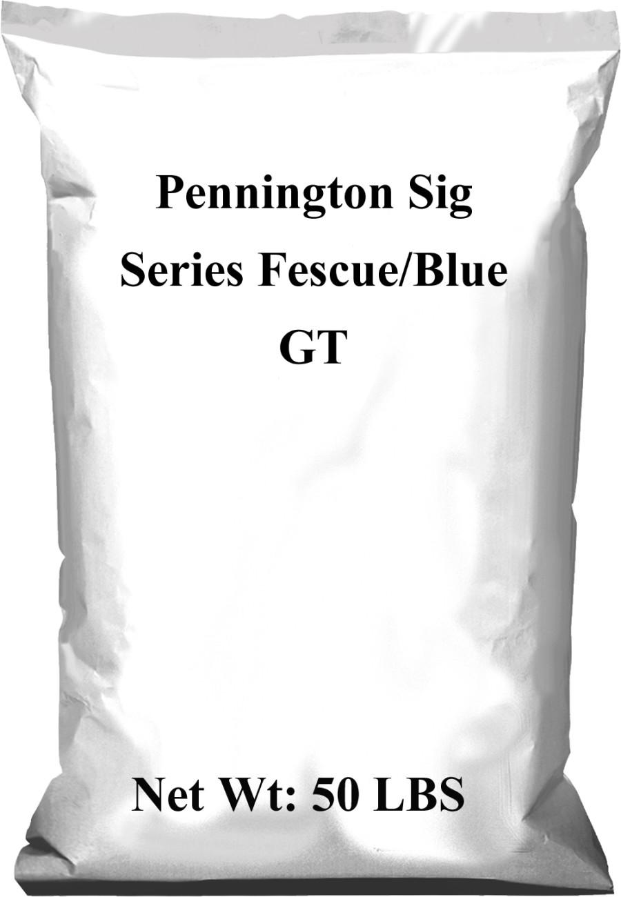 Pennington Sig Series Fescue/Blue Grass Seed Gt 1ea/50 lb