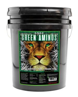 GreenGro Biologicals Green Aminos 1ea/25 lb