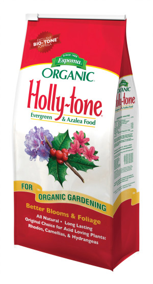 Espoma Organic® Holly-tone Evergreen & Azalea Food 4-3-4