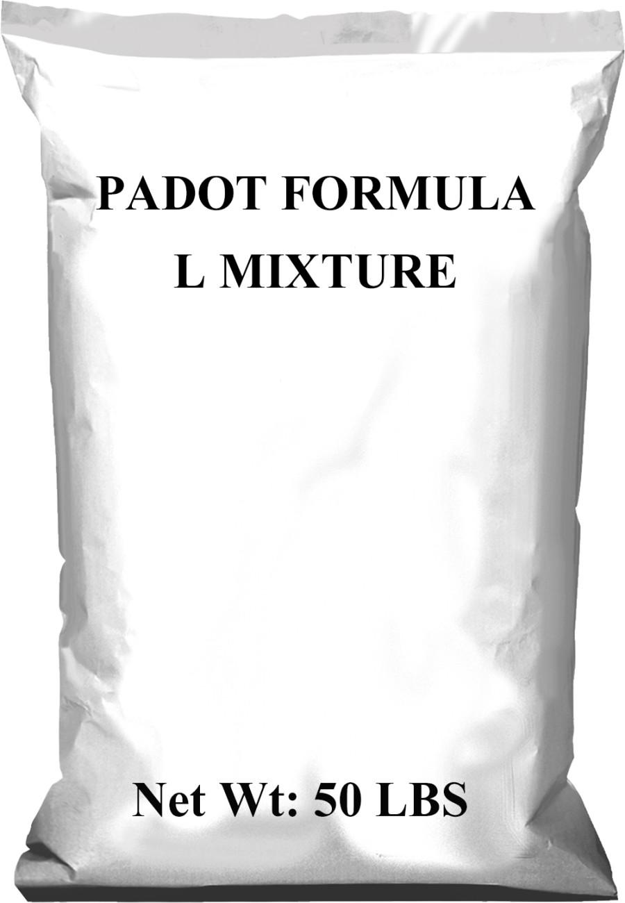 Pennington Pennsylvania Department of Transporation Mixture Formula L Mixture 40ea/50 lb