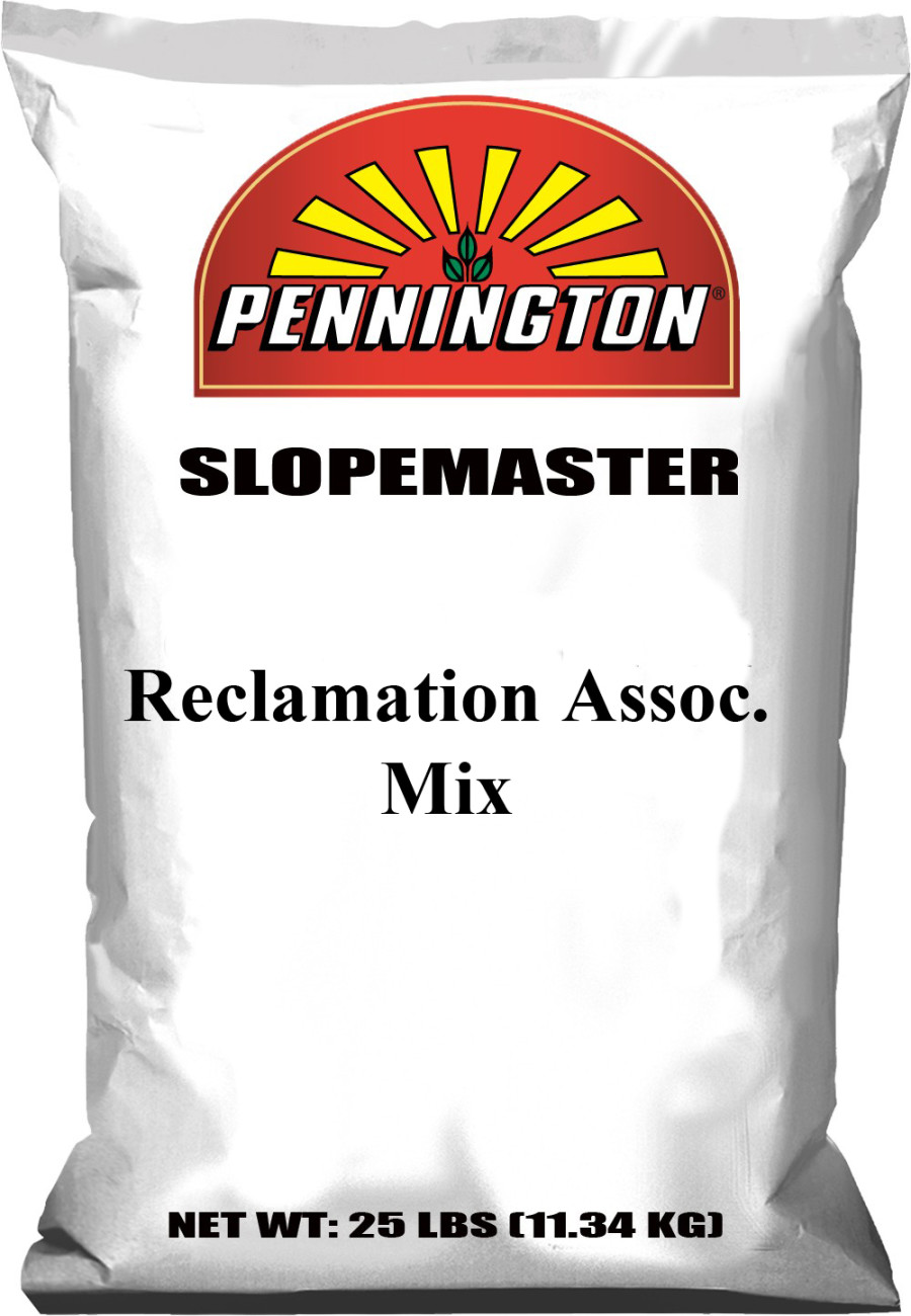 Pennington Slopemaster Erosion Control Seed Mix AL Reclamation Assoc. 1ea/25 lb