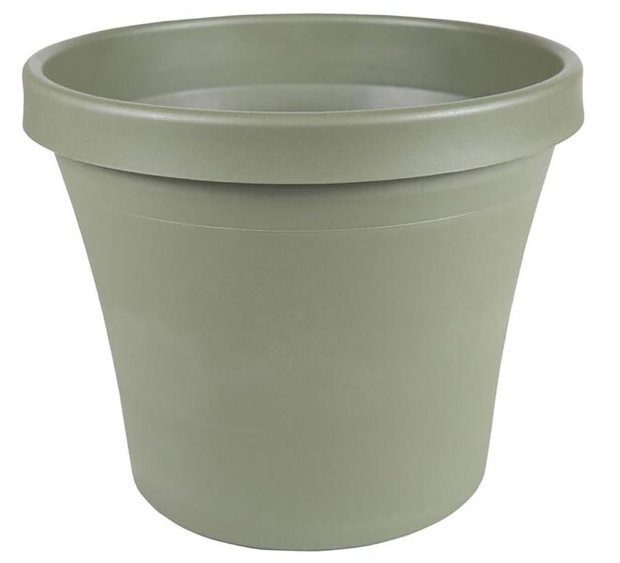 Bloem Terrapot Planter Living Green 20ea/10 in