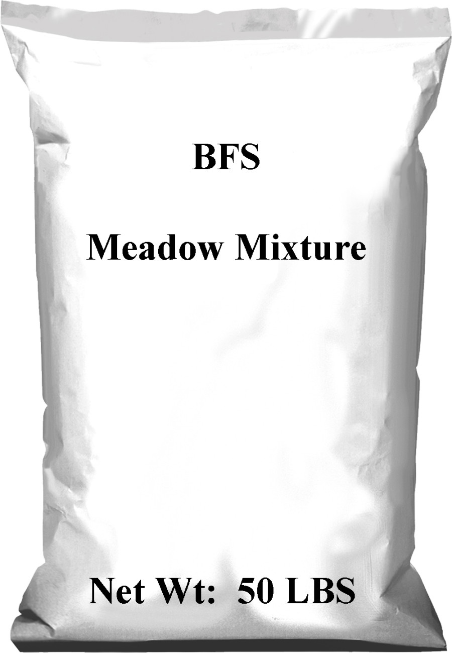 Pennington BFS Meadow Mixture 1ea/50 lb