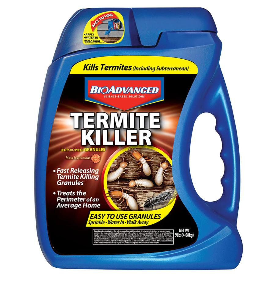 BioAdvanced DIY Termite Killer Granules 4ea/9 lb
