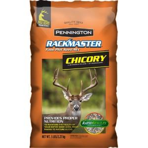 Pennington Rackmaster Chicory Food Plot Seed Mix 6ea/5 lb