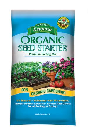 Espoma Organic Seed Starter Premium Potting Mix 1ea/16 qt