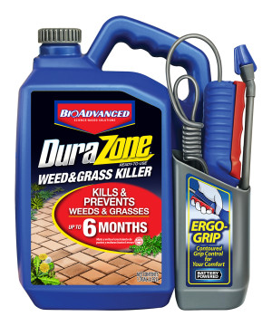 BioAdvanced Durazone Weed & Grass Killer Ready to Use 4ea/1.3 gal