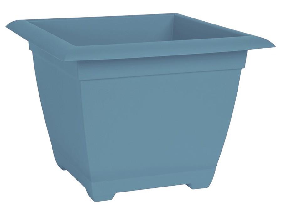 Bloem Dayton Square Box Ocean Blue 10ea/15 in