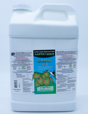 Earth Juice Grow 2-1-0 Rock Phosphate 2ea/2.5 gal