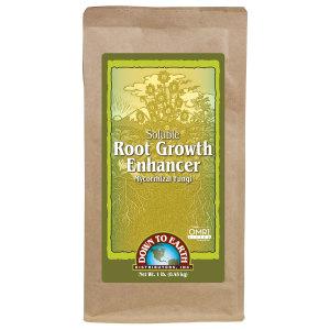 Down To Earth Root Growth Enhancer Mycorrhizal Fungi Soluble OMRI 6ea/1 lb