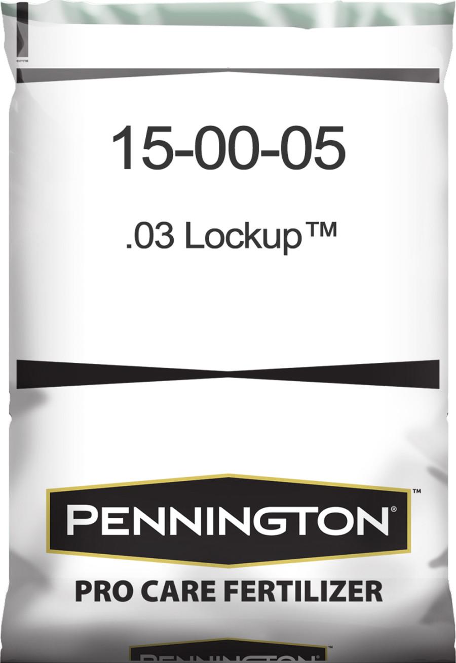 Pennington Pro Care Fertilizer 15-0-5 .03 LOCKUP 1ea/50 lb